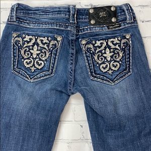 MISS ME Jeans Bootcut 27